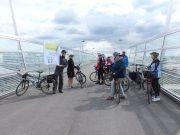 Radtour zur Seestadt Aspern