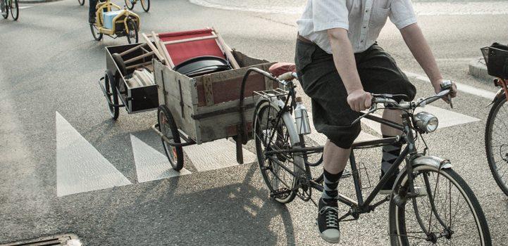 6. St. Pöltner Radparade – Fahr Zeug