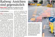 Neugestaltung Ringstraßen-Radweg