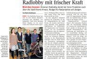 Darüber spricht NÖ: <br>NÖN Bericht zu Radfahren und Radlobby in Krems