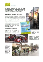 Korneuburg News rund ums Rad – 18.01.2016