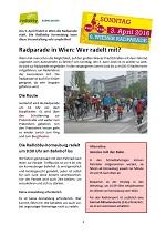 Korneuburg News rund ums Rad – 22.03.2016