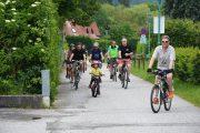 Radlobby Radtour in der Region am Freitag, den 8.6.2018