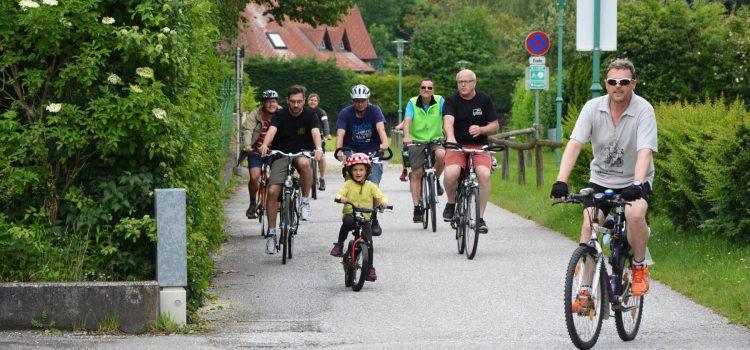 Schwarzatal Radtour