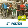 "22. September: Radparade in St. Pölten ""light up your bike"""