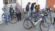 Sa. 14.4. 2018, Fahrrad-Börse Radlobby Melk