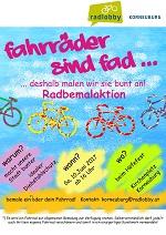 Korneuburg – Fahrräder sind fad