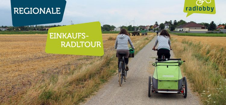 28.09.2019 <br>Regionale Einkaufs-Radltour in der Region Deutsch-Wagram