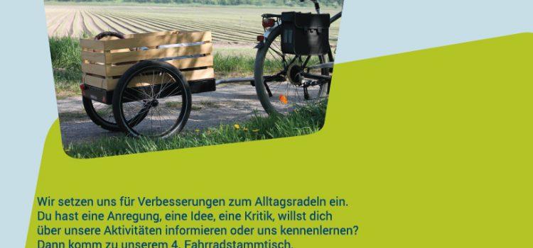 5. Fahrradstammtisch der Radlobby Deutsch-Wagram am 09.10.2018