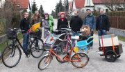 Monatlicher Radlstammtisch in St. Pölten