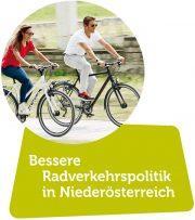Verkehrspolitisches Programm der Radlobby Niedersterreich