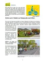 Korneuburg – News rund ums Rad vom 08.05.2018
