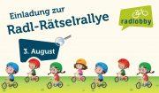 Deutsch-Wagram: Radl-Rätselrallye am 03.08.2018