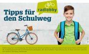 Citymagazin Wiener Neustadt gibt Radlobby Tipps für den Schulweg