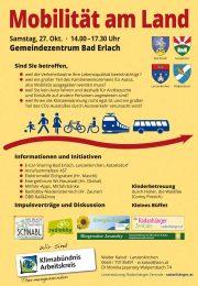 Thermengemeinden bei Wiener Neustadt: Mobilität am Land