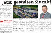 Mobilitätsbefragung in Niederösterreich bis Ende November!