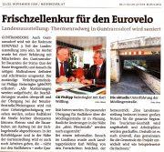 Guntramsdorf: Sanierung des Eurovelo 9 geplant