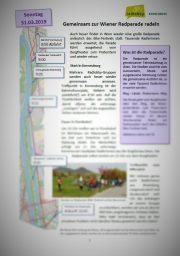 Korneuburg – News rund ums Rad – 21.03.2019