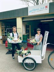 Klimabewusst einkaufen in St. Pölten <br>Die Greißlerei 2.0 auf Rädern!
