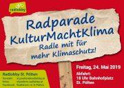 8. Radparade St. Pölten – KulturMachtKlima