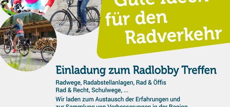 Radlobby Treffen – Region Mistelbach <br>17. Okt. 2019 · Altes Milchhaus · Ladendorf