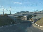 Schwarzatal – Ternitz | Neue Bahnunterführung der Landesstraße ohne Radweg