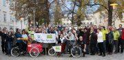 Radlobby Österreich Herbstakademie <br>16. und 17. November in Wiener Neustadt <br>Kurzbericht und Fotos