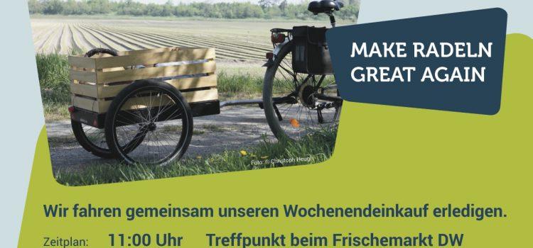 Regionale Einkaufs-Radltour am 12.09.2020