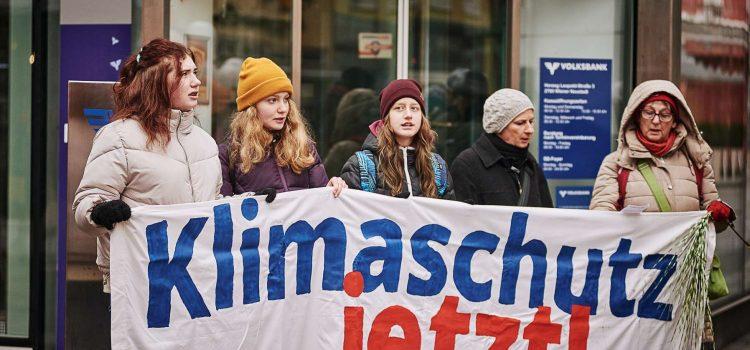 Noe4Future formiert sich <br>Netzwerk fordert die NÖ Landespolitik auf, die Klimakrise ernst zu nehmen