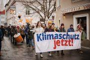 Klimademo Wiener Neustadt · 18. Jänner 2020 <br>Bericht · Fotos · Video