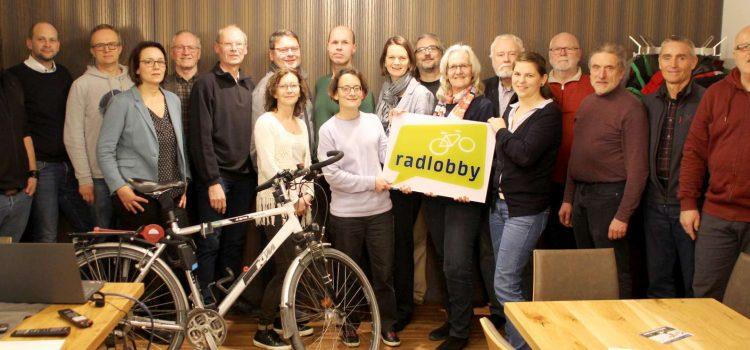 Gründung der Radlobby Enns-Donauwinkel