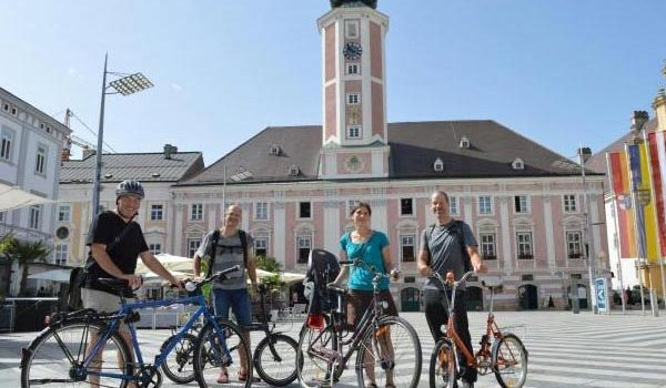 Kurier: Radfahren in St. Pölten boomt wie nie