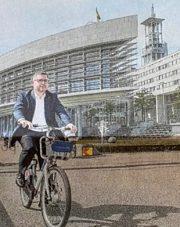 Bis 2030 will das Land NÖ 200 km Radschnellwege bauen <br>Das sind jährlich nur 20 km