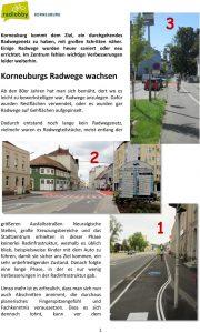 Korneuburg – News rund ums Rad vom 25.08.2020