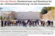 Wiener Neustadt: GEHmeindeRADsitzung am Autofreien Tag