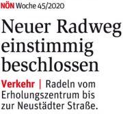 Ebenfurth: Neuer Radweg kommt von Haschendorf nach Ebenfurth