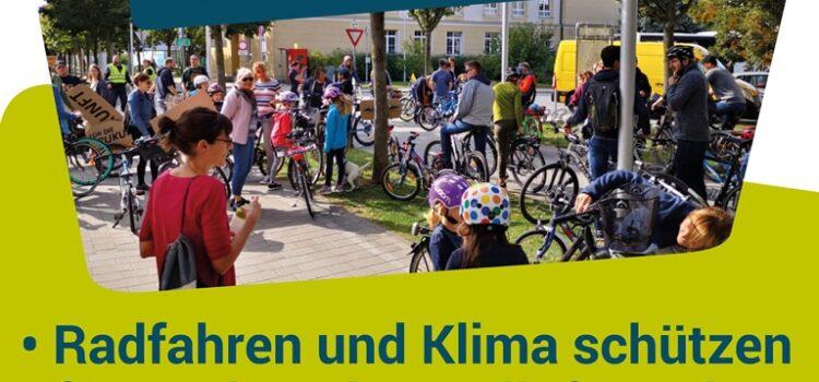 Radparade am autofreien Tag am 22. September 2021 in Deutsch-Wagram