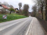 Neuer Radweg in Rekawinkel