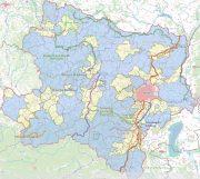 Radbasisnetze für Niederösterreich