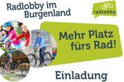 Einladung zum Radlobby Burgenland Treffen <br>Mittwoch, 19. Mai 2021 · 18 Uhr  ·  Zoom<br><p>+ Anmeldeformular <br>+ Burgenlandkarte mit den Angemeldeten