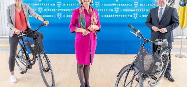 LH Mikl-Leitner: Niederösterreich soll Amsterdam werden