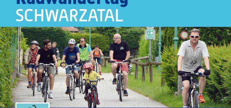 Schwarzatal Radwandertag: Reichenau > Lanzenkirchen <br>So. 6. Juni 2021