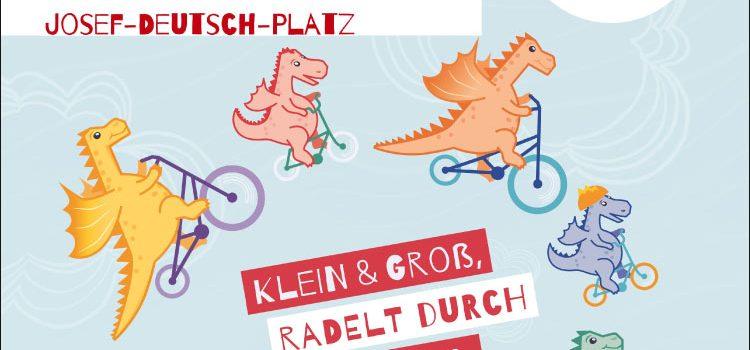 Kinderradparade Kidical Mass in Mödling <br>Sa. 12. Juni · 15 Uhr