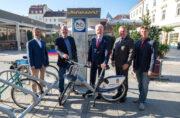 """Wiener Neustadt: Erfolg von """"nextbike"""" geht weiter – über 80% Rad-Ausleihen mehr als im Vorjahr!"""