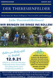 Theresienfeld: Radtour der ÖVP & Unabhängige <br>Sonntag, 12. Sept. 2021 · 14 Uhr
