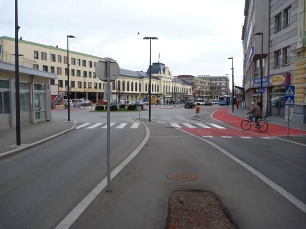 Promenade - Radverkehrskonzept notwendig