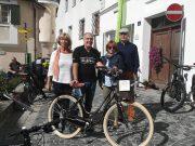"""""""Einkaufen mit dem Fahrrad 2018""""  mit Preisverlosung abgeschlossen!"""