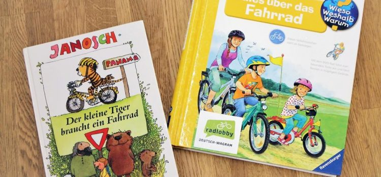 Fahrradbücher für Kinder und Bilderbuchkino am 01.09.2018
