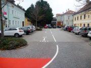 Einbahn in der Bachgasse für Radverkehr geöffnet