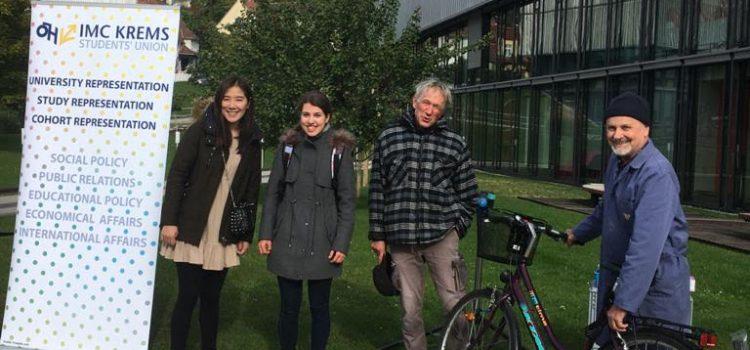 Fahrrad Check für Studierende